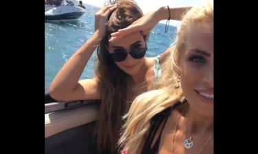 Οι βουτιές της Καινούργιου στην Κύπρο με την πρώην του Μισόκαλου