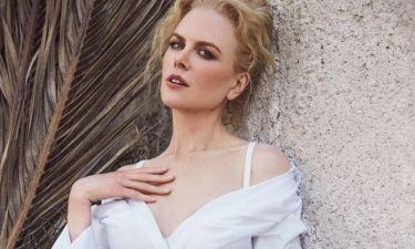 Οι 50άρες ίσον με δυο 25άρες! Η Nicole Kidman με ολόσωμο μαγιό είναι ό,τι πιο sexy θα δεις σήμερα