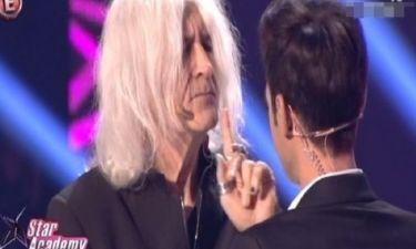 Το «ευχαριστώ» του Φουρθιώτη στον Καρβέλα στον τελικό του «Star academy»