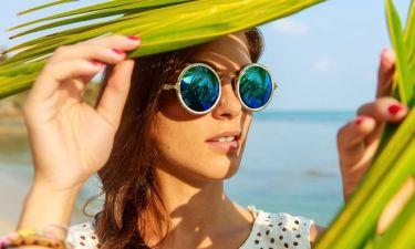 Σοβαροί οι κίνδυνοι για τα βλέφαρα από τον ήλιο – Πώς θα προστατευτείτε
