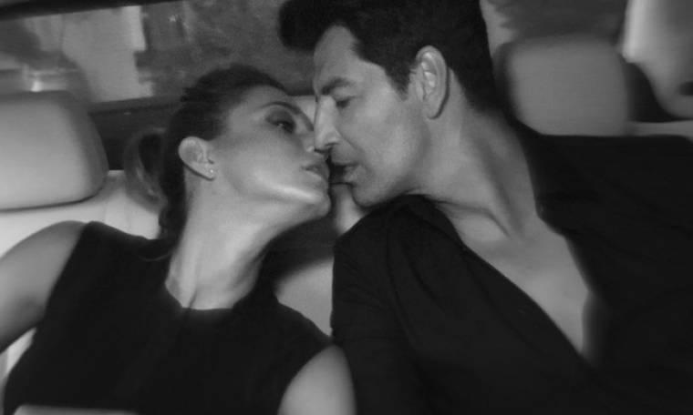 Ζυγούλη – Ρουβάς: Η φωτό από έξοδό τους και τα λόγια αγάπης της Κάτιας: «Αγαπώ τον άντρα μου»