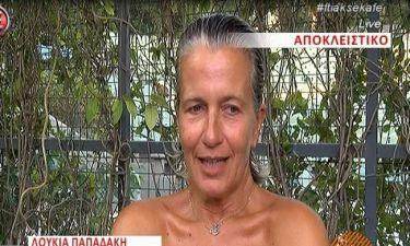 Λουκία Παπαδάκη: «Ήταν συνειδητή μου επιλογή να απέχω πέντε χρόνια από την τηλεόραση»!