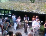 Γιώργος Σεϊταρίδης: Παντρεύτηκε κρυφά την Όλγα του με στέφανα κορώνες, σαν βασιλιάς