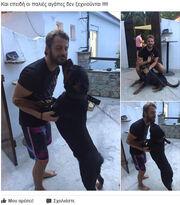 Γιώργος Αγγελόπουλος: Οι νέες φωτογραφίες στο Instagram με την… αγάπη του