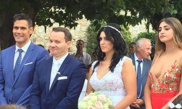 Ο Δημήτρης Ουγγαρέζος πάντρεψε στον κολλητό του