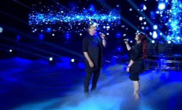 X Factor: Το ντουέτο του Νίκου Μακρόπουλου με την Σούλα Ευαγγέλου