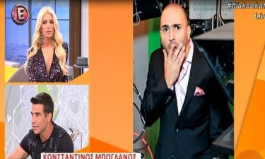 Μπογδάνος: Το ραντεβού με τον Λάτσιο και η πρόταση για συνεργασία με Λιάγκα - Τι ζήτησε ο ίδιος;