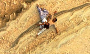 Χριστοφόρου-Νταντά: Το πιο ανεβαστικό καλοκαιρινό ντουέτο οπτικοποιήθηκε