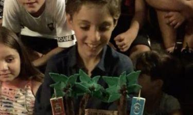 Ο γιος του Χούτου είχε γενέθλια. Η τούρτα… Survivor και η Βαλαβάνη ως καλεσμένη