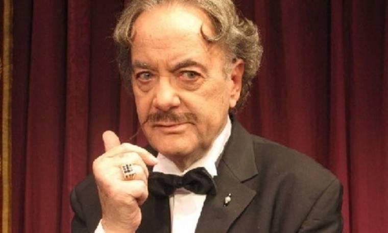 """Γιώργος Μεσσάλας: """"Είδα στην τηλεόραση την περυσινή «Ορέστεια» του Αισχύλου… Αποτρόπαια πράγματα"""""""