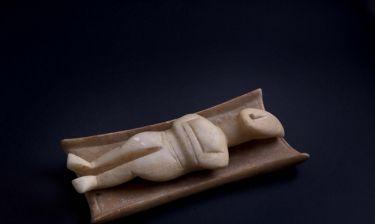 «Ταξίδι στον Κυκλαδικό Πολιτισμό» από το Μουσείο Κυκλαδικής Τέχνης στο Διεθνή Αερολιμένα Αθηνών
