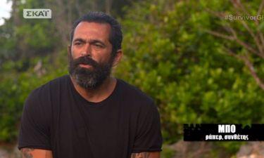 O Bo αποκαλύπτει: «Υπήρχε φλερτ στο Survivor...»