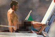 Αυστηρώς ακατάλληλο! Οι paparazzi έπιασαν τον Buffon σε στιγμές πάθους πάνω σε σκάφος