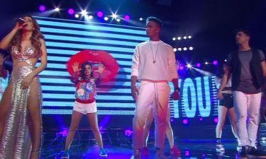 X Factor: Το ντουέτο των Dee Vibes με τον Παναγιώτη Κουφογιάννη