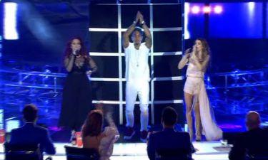 X Factor: Η Σούλα Ευαγγέλου και οι Dee Vibes σε ένα μοναδικό ντουέτο