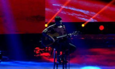 X Factor: Συγκίνησε το Παναγιώτης Κουφογιάννης με την τελευταία του ερμηνεία στον τελικό