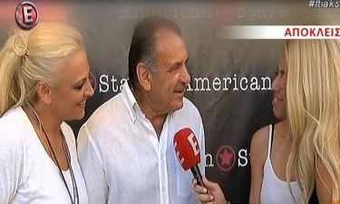 Αδαμόπουλος-Λαμπίρη: «Φέτος θα πάμε διακοπές στην…»