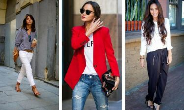 Πρακτικά, όμορφα, casual γυναικεία ρούχα για όλες τις ώρες - Πάρτε ιδέες