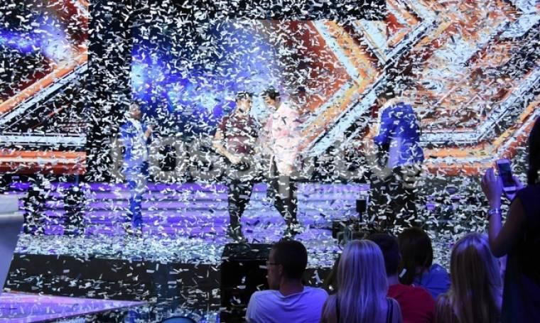 Όλα όσα δεν έδειξαν οι κάμερες από τον τελικός του X-Factor
