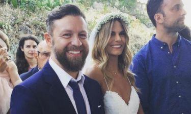 Να μας ζήσουν! Οι πρώτες φωτογραφίες από τον γάμο του Γιάννη Βαρδή και ο... Survivor καλεσμένος
