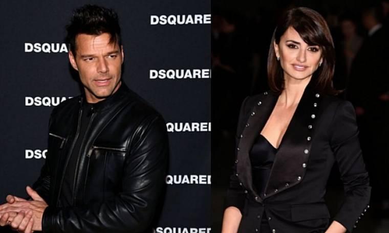 Penelope Cruz: Η αποκαλυπτική φωτό του Ricky Martin που πόσταρε στο instagram της
