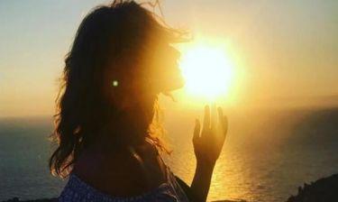 Τζένη Μπαλατσινού: Νέες φωτογραφίες από τις διακοπές της στην Πάτμο με τα παιδιά της!
