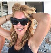 Νατάσα Θεοδωρίδου: Δείτε την δίχως ίχνος μακιγιάζ (φωτό)