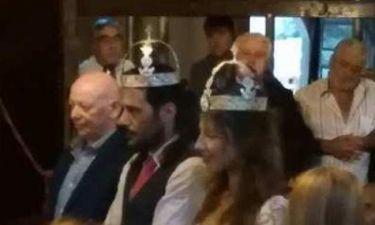 Γιώργος Σεϊταρίδης: Έξω φρενών με τις φωτογραφίες από το γάμο του που διέρρευσαν