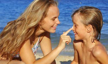 Αντηλιακό & δείκτης προστασίας: Τι πρέπει να γνωρίζετε