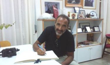 Νίκος Αλιάγας: Αγνώριστος στην ιδιαίτερη πατρίδα του