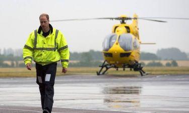 Ο πρίγκιπας Γουίλιαμ παραιτείται για να αφοσιωθεί στα βασιλικά του καθήκοντα