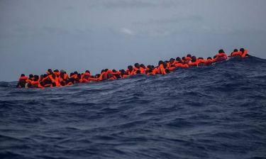 Νέα τραγωδία στη Μεσόγειο: Μία διάσωση που άργησε πολύ (σκληρές εικόνες)