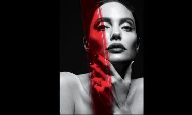 Αντζελίνα Τζολί: Παράλυση, εμμηνόπαυση και οργή για το Vanity Fair