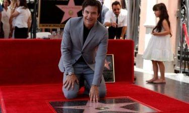 Jason Bateman: Απέκτησε το δικό του αστέρι στην Λεωφόρο της Δόξας στο Hollywood