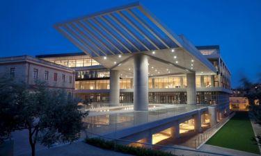 Αυγουστιάτικη πανσέληνος στο Μουσείο Ακρόπολης