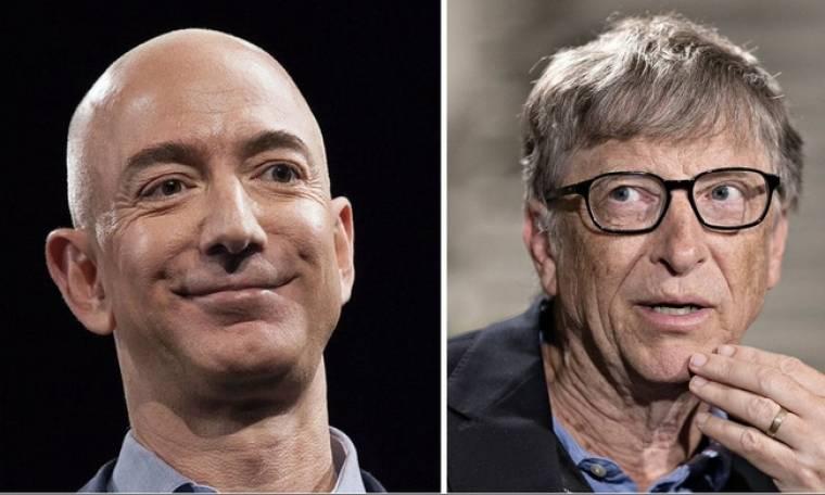 Εκτόπισε τον Bill Gates από την πρώτη θέση. Αυτός είναι ο πλουσιότερος άνθρωπος στον κόσμο