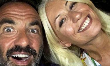 Νίκος Αλιάγας: Η βραδινή έξοδος με την Μαρία Μπακοδήμου