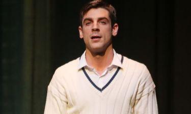 Χάρης Τζωρτζάκης: Από ξενοδόχος...στο θεατρικό σανίδι τον χειμώνα