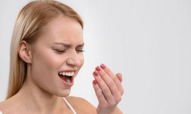 Κακοσμία στόματος: Αντιμετώπισέ την με αυτές τις τρεις τροφές