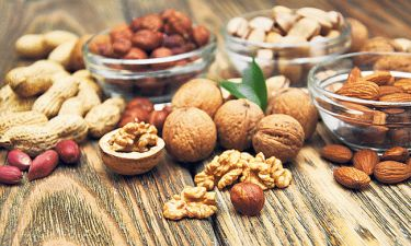 5 + 1 τροφές που δίνουν ενέργεια και δεν παχαίνουν