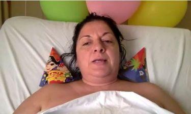 Στο νοσοκομείο η Σοφία Μουτίδου μετά από ατύχημα - Δείτε τι αποκάλυψε από το κρεβάτι του πόνου
