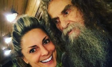 Κατερίνα Λάσπα: Η συνάντησή της  με τον Ψαραντώνη