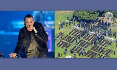 Chester Bennington: Το τελευταίο αντίο στον  τραγουδιστή των Linkin Park
