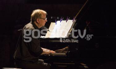Όσα έγιναν στην συναυλία του Wim Mertens στο Ηρώδειο