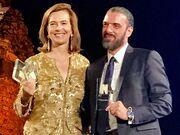 Τσαφούλιας: Κέρδισε το βραβείο καλύτερης σκηνοθεσίας στο Διεθνές Φεστιβάλ Κινηματογράφου των Εθνών