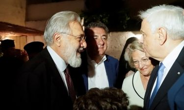 Ταξίδεψε και μάγεψε την Κρήτη ο «Καζαντζάκης»  παρουσία του Προέδρου της Δημοκρατίας