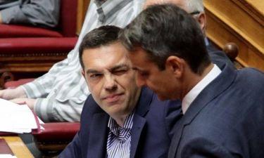 Τσίπρας: Κυριάκο, έχεις νεύρα - Μητσοτάκης: Αλέξη, χρειάζεσαι επειγόντως διακοπές