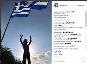 Σάκης Ρουβάς: Φωτογραφίζει τον γιο του, Αλέξανδρο