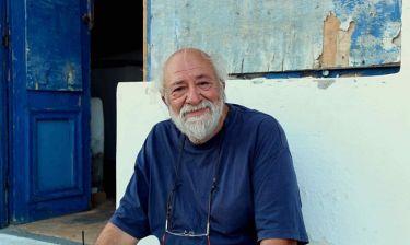 Παντελής Βούλγαρης: «Είμαι 77 ετών και θέλω μόλις τελειώσω μια ταινία να ξεκινήσω άλλη»