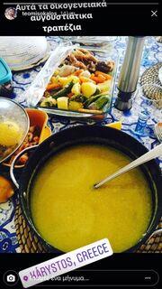 Θοδωρής Μισόκαλος: Το οικογενειακό τραπέζι για τον αδερφό της Ελένης Μενεγάκη